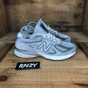 New Balance 990 Suede Made In USA